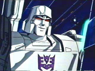 Picture of Megatron